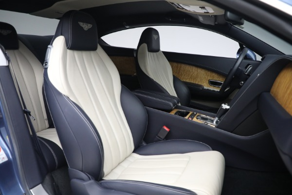 Used 2015 Bentley Continental GT V8 S for sale $119,900 at Rolls-Royce Motor Cars Greenwich in Greenwich CT 06830 24