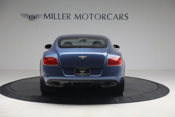Used 2015 Bentley Continental GT V8 S for sale $119,900 at Rolls-Royce Motor Cars Greenwich in Greenwich CT 06830 6