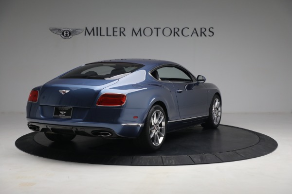 Used 2015 Bentley Continental GT V8 S for sale $119,900 at Rolls-Royce Motor Cars Greenwich in Greenwich CT 06830 7
