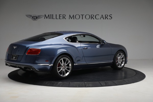 Used 2015 Bentley Continental GT V8 S for sale $119,900 at Rolls-Royce Motor Cars Greenwich in Greenwich CT 06830 8