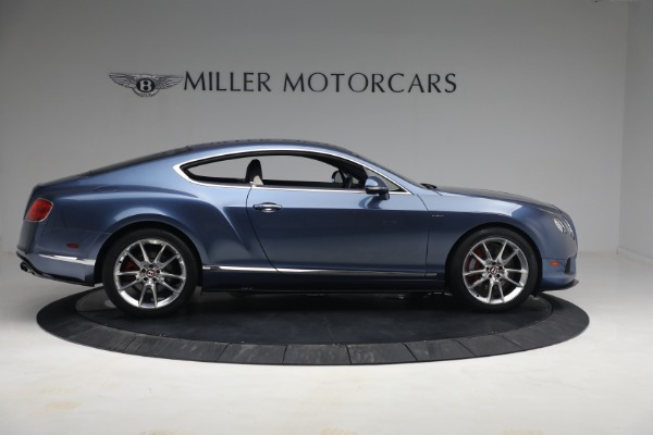 Used 2015 Bentley Continental GT V8 S for sale $119,900 at Rolls-Royce Motor Cars Greenwich in Greenwich CT 06830 9