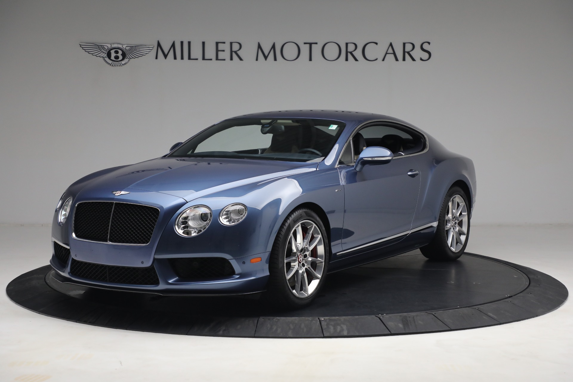 Used 2015 Bentley Continental GT V8 S for sale $119,900 at Rolls-Royce Motor Cars Greenwich in Greenwich CT 06830 1