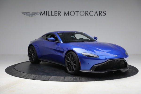 Used 2020 Aston Martin Vantage for sale $139,990 at Rolls-Royce Motor Cars Greenwich in Greenwich CT 06830 11