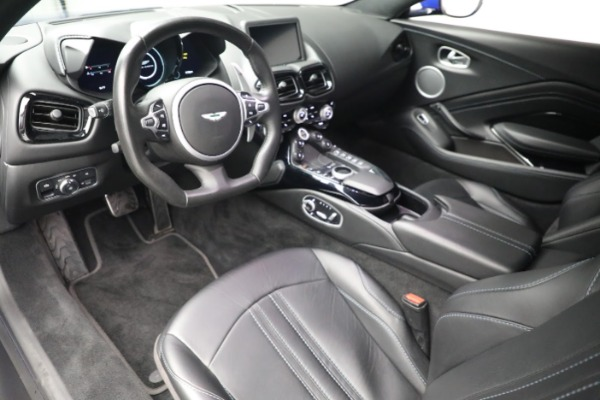 Used 2020 Aston Martin Vantage for sale $139,990 at Rolls-Royce Motor Cars Greenwich in Greenwich CT 06830 12
