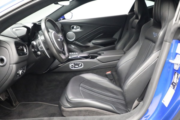 Used 2020 Aston Martin Vantage for sale $139,990 at Rolls-Royce Motor Cars Greenwich in Greenwich CT 06830 13