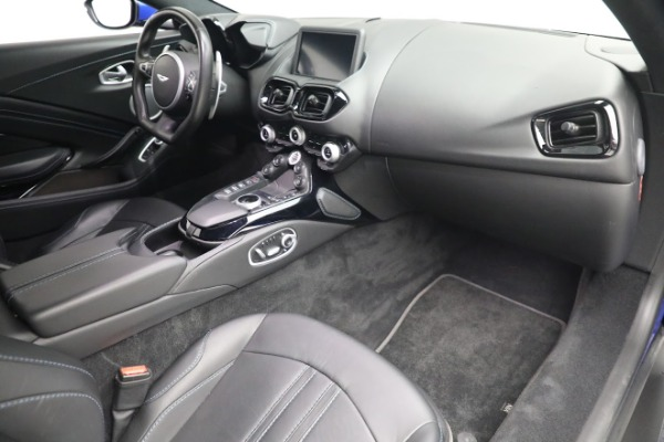 Used 2020 Aston Martin Vantage for sale $139,990 at Rolls-Royce Motor Cars Greenwich in Greenwich CT 06830 17