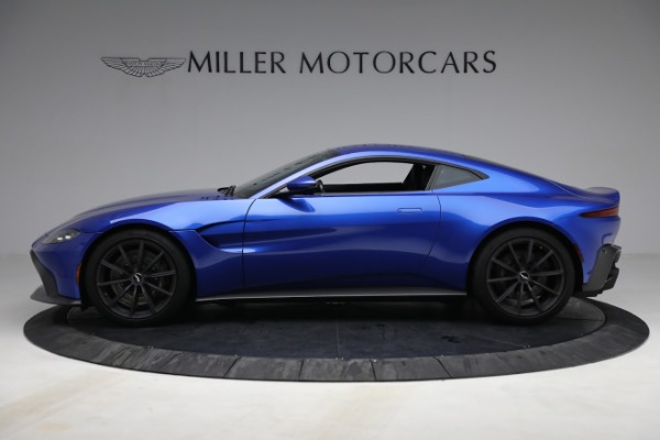 Used 2020 Aston Martin Vantage for sale $139,990 at Rolls-Royce Motor Cars Greenwich in Greenwich CT 06830 2