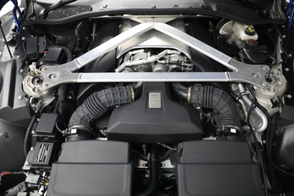Used 2020 Aston Martin Vantage for sale $139,990 at Rolls-Royce Motor Cars Greenwich in Greenwich CT 06830 21