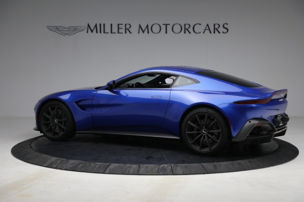 Used 2020 Aston Martin Vantage for sale $139,990 at Rolls-Royce Motor Cars Greenwich in Greenwich CT 06830 3