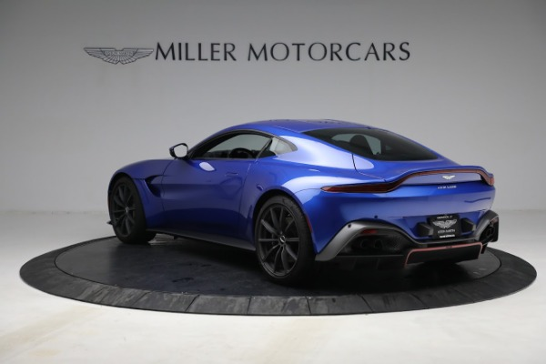 Used 2020 Aston Martin Vantage for sale $139,990 at Rolls-Royce Motor Cars Greenwich in Greenwich CT 06830 4