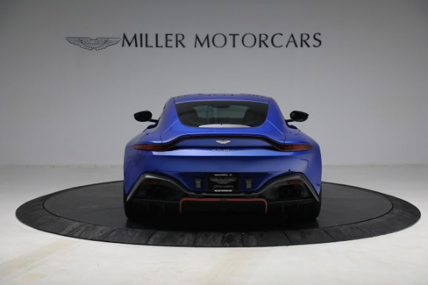 Used 2020 Aston Martin Vantage for sale $139,990 at Rolls-Royce Motor Cars Greenwich in Greenwich CT 06830 5