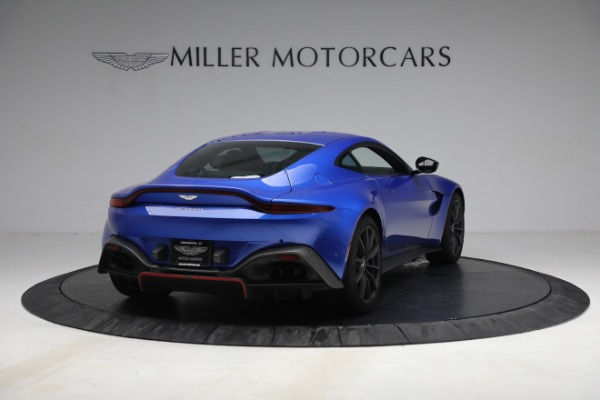 Used 2020 Aston Martin Vantage for sale $139,990 at Rolls-Royce Motor Cars Greenwich in Greenwich CT 06830 6