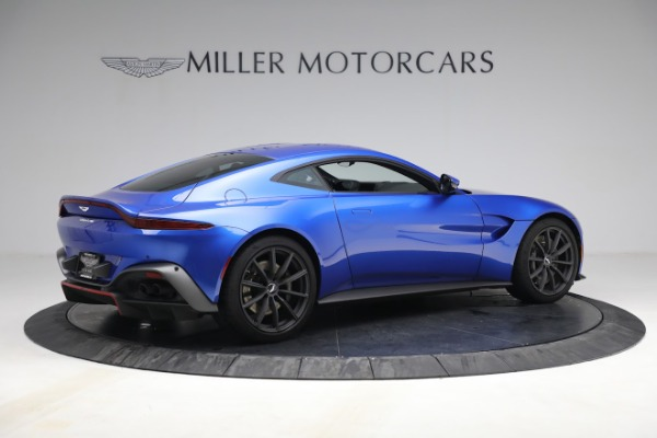 Used 2020 Aston Martin Vantage for sale $139,990 at Rolls-Royce Motor Cars Greenwich in Greenwich CT 06830 7
