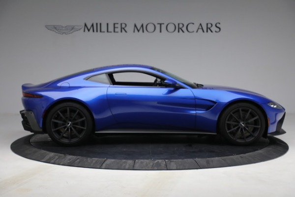 Used 2020 Aston Martin Vantage for sale $139,990 at Rolls-Royce Motor Cars Greenwich in Greenwich CT 06830 8