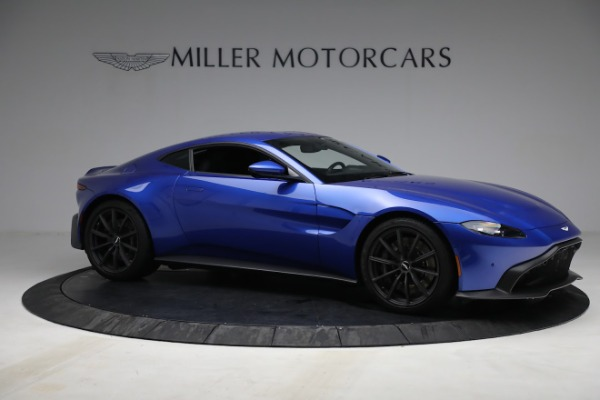 Used 2020 Aston Martin Vantage for sale $139,990 at Rolls-Royce Motor Cars Greenwich in Greenwich CT 06830 9