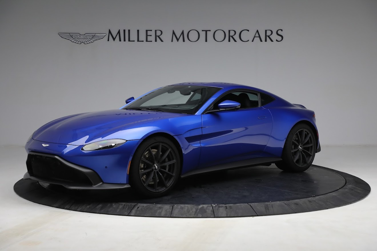 Used 2020 Aston Martin Vantage for sale $139,990 at Rolls-Royce Motor Cars Greenwich in Greenwich CT 06830 1