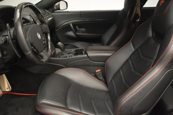 Used 2014 Maserati GranTurismo MC for sale Sold at Rolls-Royce Motor Cars Greenwich in Greenwich CT 06830 17