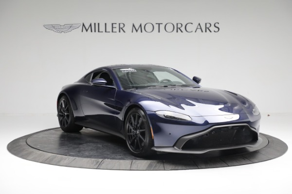 Used 2020 Aston Martin Vantage for sale $139,900 at Rolls-Royce Motor Cars Greenwich in Greenwich CT 06830 10