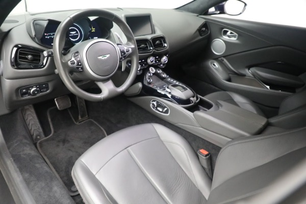 Used 2020 Aston Martin Vantage for sale $139,900 at Rolls-Royce Motor Cars Greenwich in Greenwich CT 06830 13