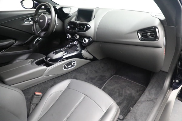 Used 2020 Aston Martin Vantage for sale $139,900 at Rolls-Royce Motor Cars Greenwich in Greenwich CT 06830 17