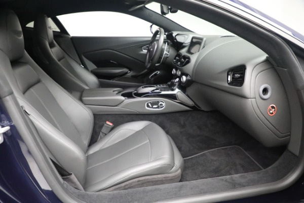 Used 2020 Aston Martin Vantage for sale $139,900 at Rolls-Royce Motor Cars Greenwich in Greenwich CT 06830 18