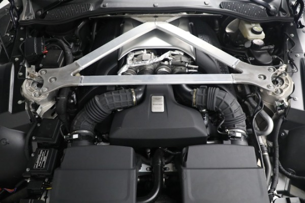 Used 2020 Aston Martin Vantage for sale $139,900 at Rolls-Royce Motor Cars Greenwich in Greenwich CT 06830 21
