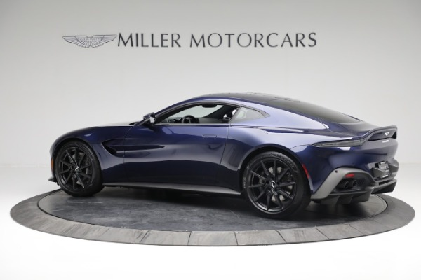 Used 2020 Aston Martin Vantage for sale $139,900 at Rolls-Royce Motor Cars Greenwich in Greenwich CT 06830 3