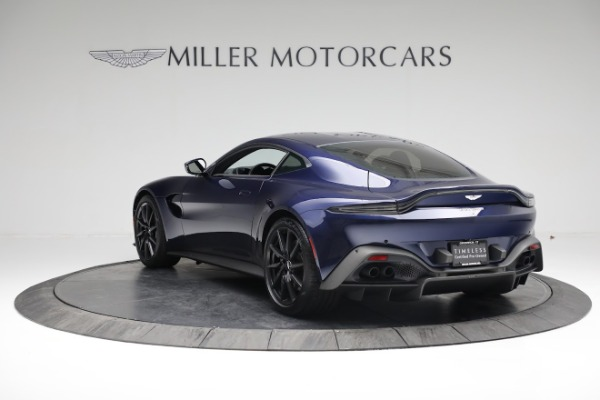 Used 2020 Aston Martin Vantage for sale $139,900 at Rolls-Royce Motor Cars Greenwich in Greenwich CT 06830 4