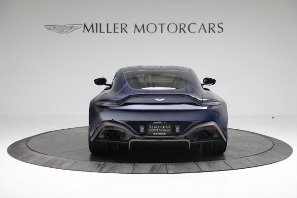 Used 2020 Aston Martin Vantage for sale $139,900 at Rolls-Royce Motor Cars Greenwich in Greenwich CT 06830 5