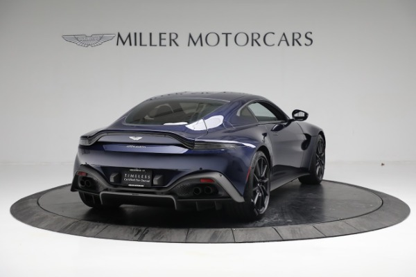 Used 2020 Aston Martin Vantage for sale $139,900 at Rolls-Royce Motor Cars Greenwich in Greenwich CT 06830 6
