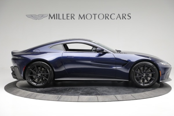 Used 2020 Aston Martin Vantage for sale $139,900 at Rolls-Royce Motor Cars Greenwich in Greenwich CT 06830 8