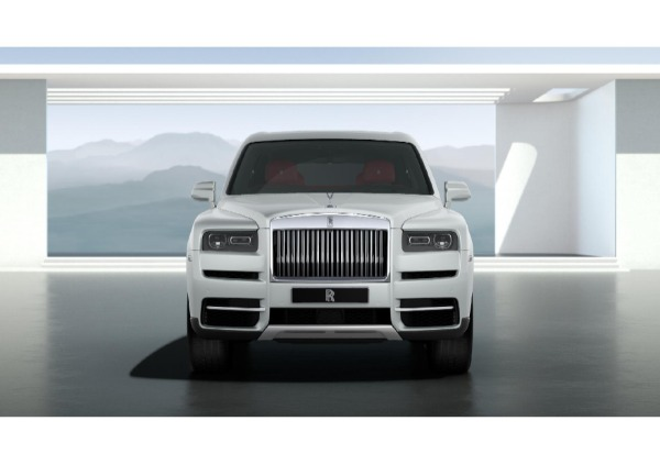 New 2022 Rolls-Royce Cullinan for sale Call for price at Rolls-Royce Motor Cars Greenwich in Greenwich CT 06830 2