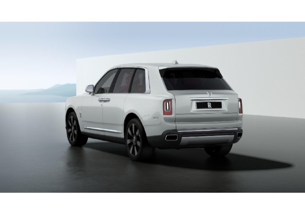 New 2022 Rolls-Royce Cullinan for sale Call for price at Rolls-Royce Motor Cars Greenwich in Greenwich CT 06830 3