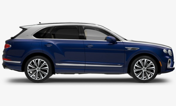 New 2022 Bentley Bentayga V8 First Edition for sale Call for price at Rolls-Royce Motor Cars Greenwich in Greenwich CT 06830 2