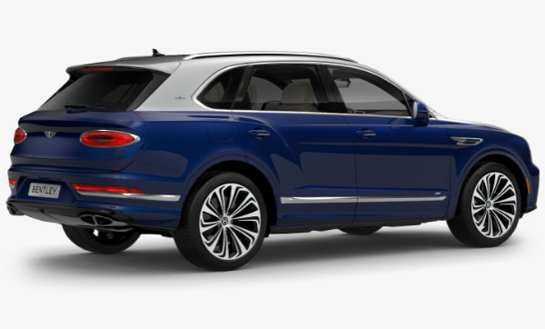 New 2022 Bentley Bentayga V8 First Edition for sale Call for price at Rolls-Royce Motor Cars Greenwich in Greenwich CT 06830 3