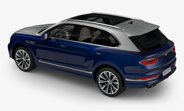 New 2022 Bentley Bentayga V8 First Edition for sale Call for price at Rolls-Royce Motor Cars Greenwich in Greenwich CT 06830 4