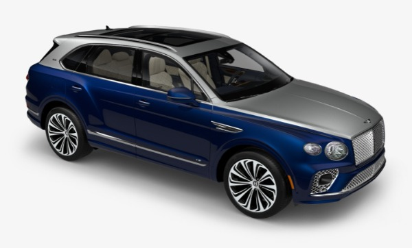 New 2022 Bentley Bentayga V8 First Edition for sale Call for price at Rolls-Royce Motor Cars Greenwich in Greenwich CT 06830 5