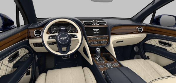 New 2022 Bentley Bentayga V8 First Edition for sale Call for price at Rolls-Royce Motor Cars Greenwich in Greenwich CT 06830 6
