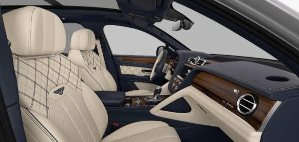 New 2022 Bentley Bentayga V8 First Edition for sale Call for price at Rolls-Royce Motor Cars Greenwich in Greenwich CT 06830 7