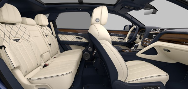 New 2022 Bentley Bentayga V8 First Edition for sale Call for price at Rolls-Royce Motor Cars Greenwich in Greenwich CT 06830 9