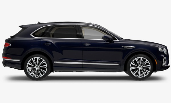 New 2022 Bentley Bentayga V8 for sale Call for price at Rolls-Royce Motor Cars Greenwich in Greenwich CT 06830 2