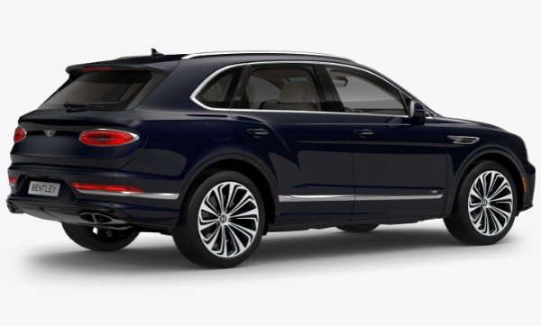 New 2022 Bentley Bentayga V8 for sale Call for price at Rolls-Royce Motor Cars Greenwich in Greenwich CT 06830 3