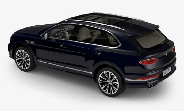 New 2022 Bentley Bentayga V8 for sale Call for price at Rolls-Royce Motor Cars Greenwich in Greenwich CT 06830 4