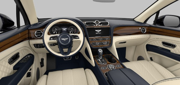 New 2022 Bentley Bentayga V8 for sale Call for price at Rolls-Royce Motor Cars Greenwich in Greenwich CT 06830 6