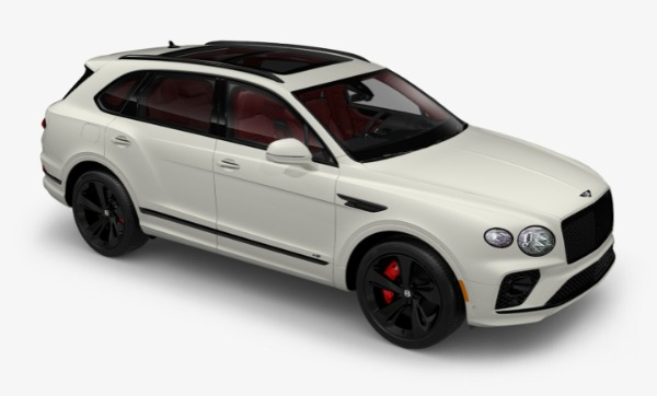 New 2022 Bentley Bentayga V8 for sale Call for price at Rolls-Royce Motor Cars Greenwich in Greenwich CT 06830 5