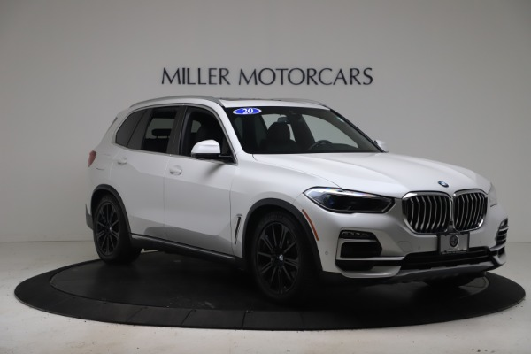 Used 2020 BMW X5 xDrive40i for sale $61,900 at Rolls-Royce Motor Cars Greenwich in Greenwich CT 06830 11