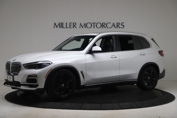 Used 2020 BMW X5 xDrive40i for sale $61,900 at Rolls-Royce Motor Cars Greenwich in Greenwich CT 06830 2