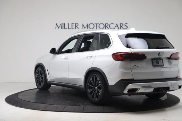 Used 2020 BMW X5 xDrive40i for sale $61,900 at Rolls-Royce Motor Cars Greenwich in Greenwich CT 06830 5