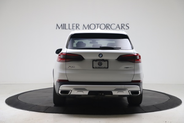 Used 2020 BMW X5 xDrive40i for sale $61,900 at Rolls-Royce Motor Cars Greenwich in Greenwich CT 06830 6