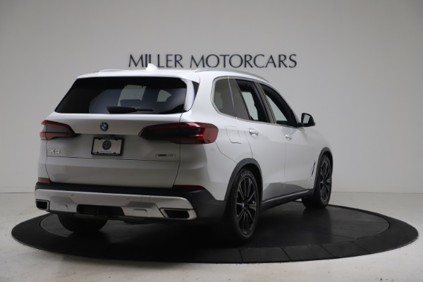 Used 2020 BMW X5 xDrive40i for sale $61,900 at Rolls-Royce Motor Cars Greenwich in Greenwich CT 06830 7